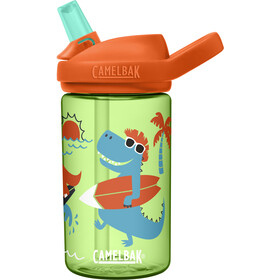 CamelBak eddy+ Bak to School LTD Bottle 400ml Kids, verde/colorato